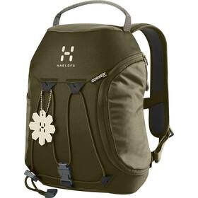 Haglöfs Corker X-Small Plecak Dzieci 5l oliwkowy